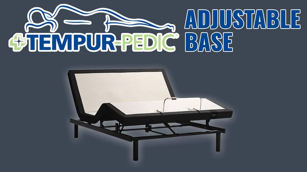 tempurpedic adjustable bed frame base review