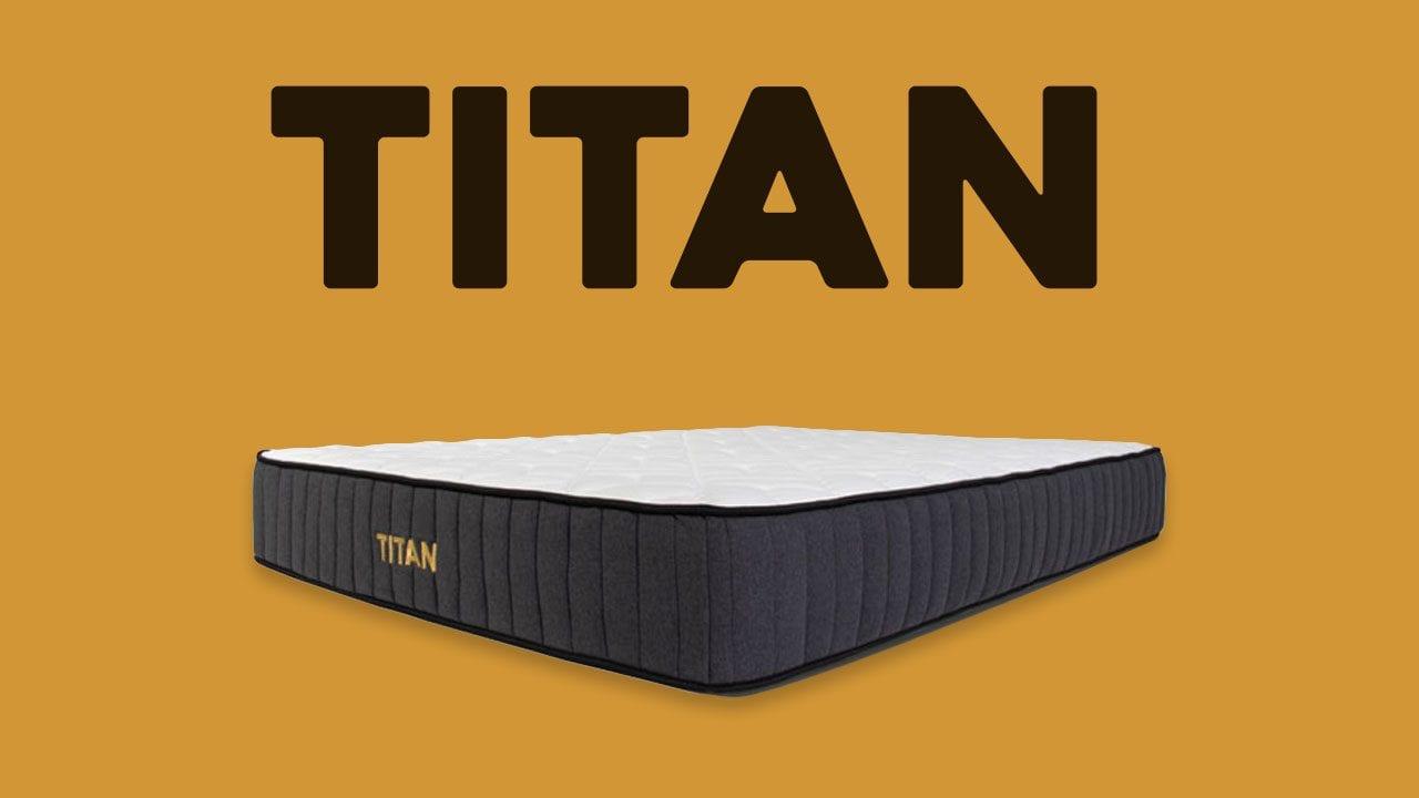 titan mattress review brooklyn bedding