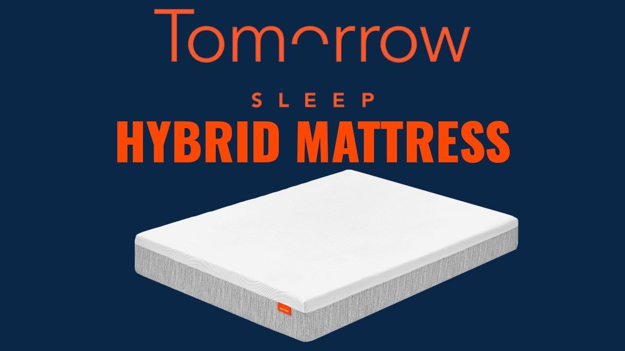 tomorrow sleep hybrid review