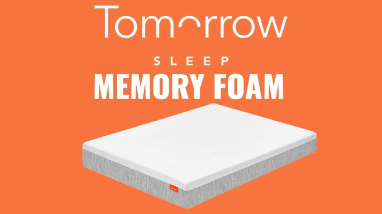 Tomorrow Sleep All-Foam Model