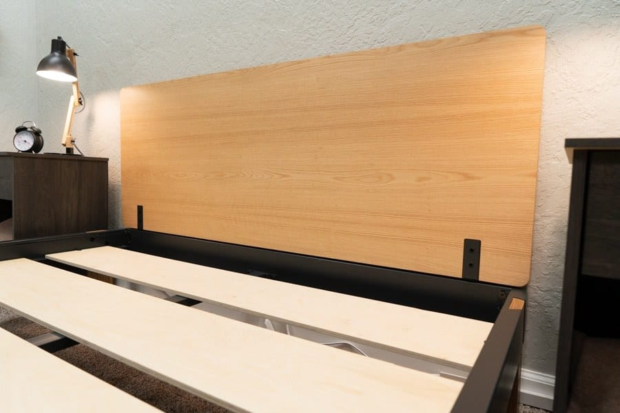 Tuft Needle Bed Frame Review Headboard