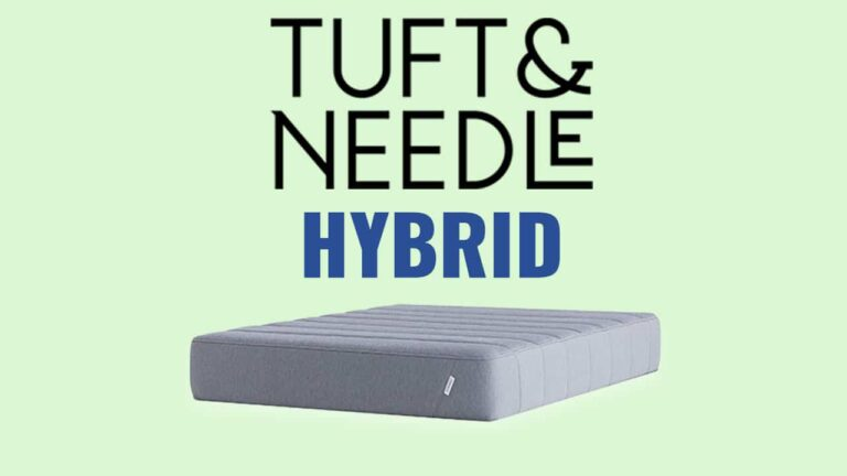 Tuft & Needle Hybrid Review