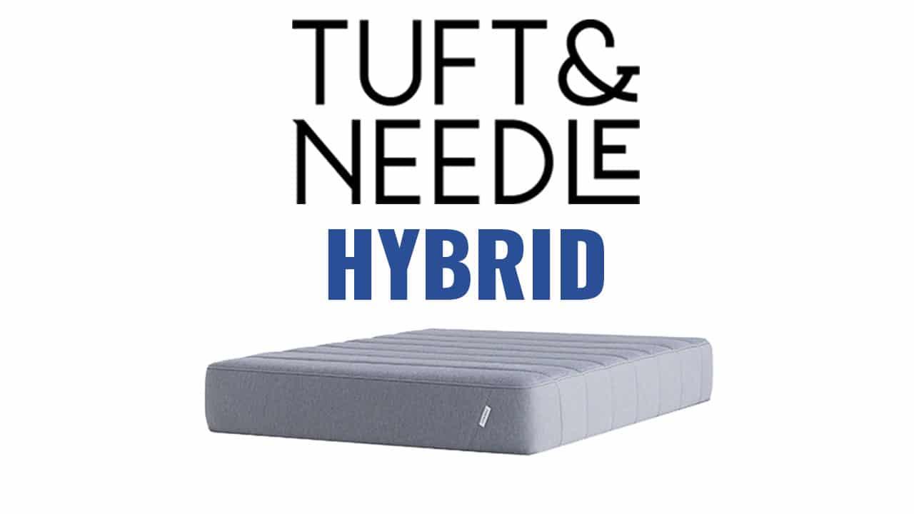 Tuft & Needle Hybrid product