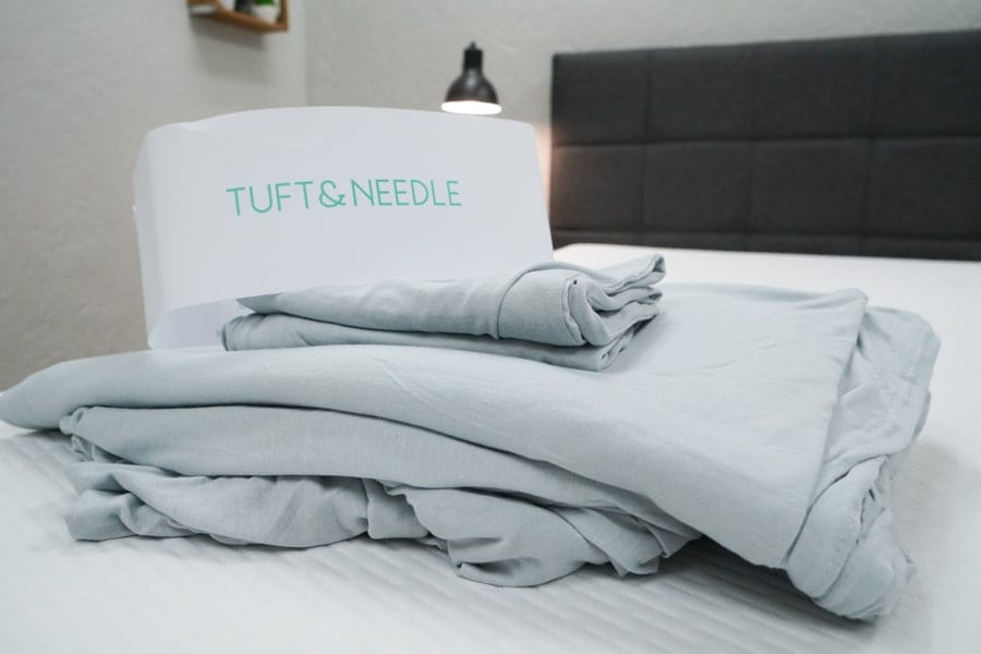 Tuft Needle Jersey Sheets Review 19 overview