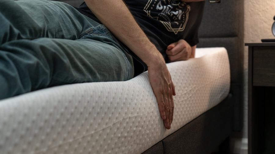 tuft and needle mattress review edge support