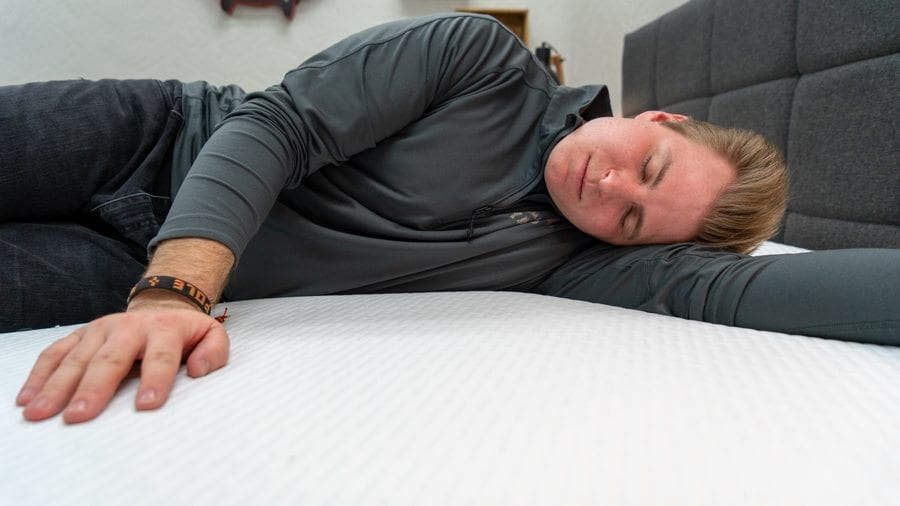 tuft and needle mattress review side sleepers
