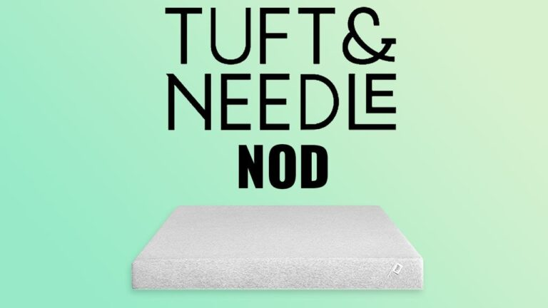 Tuft and Needle Nod Mattress Review