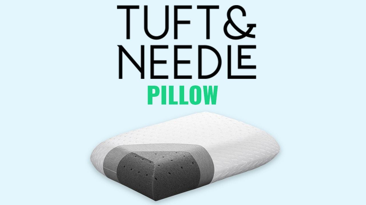 tuft and needle pillow review