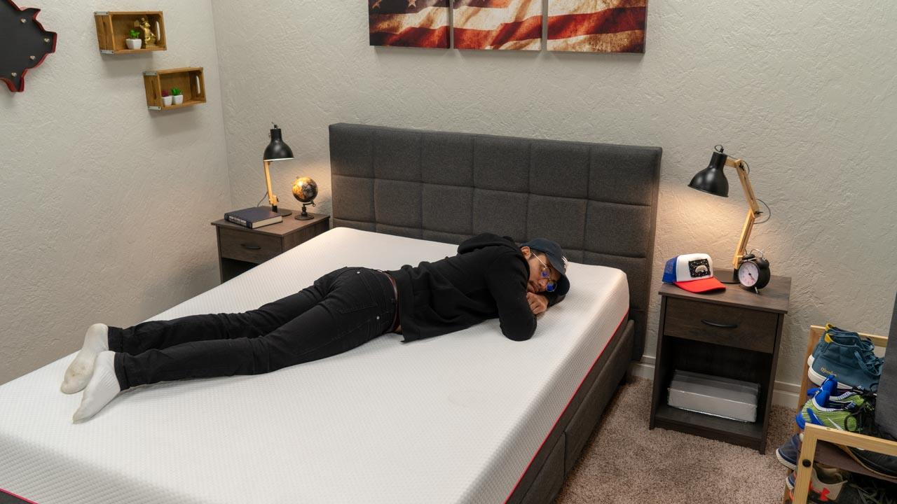 tulo mattress review stomach sleeper