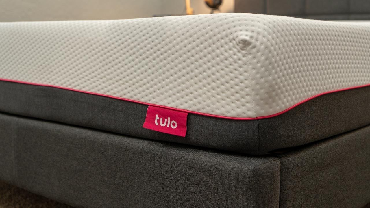 tulo mattress review cover