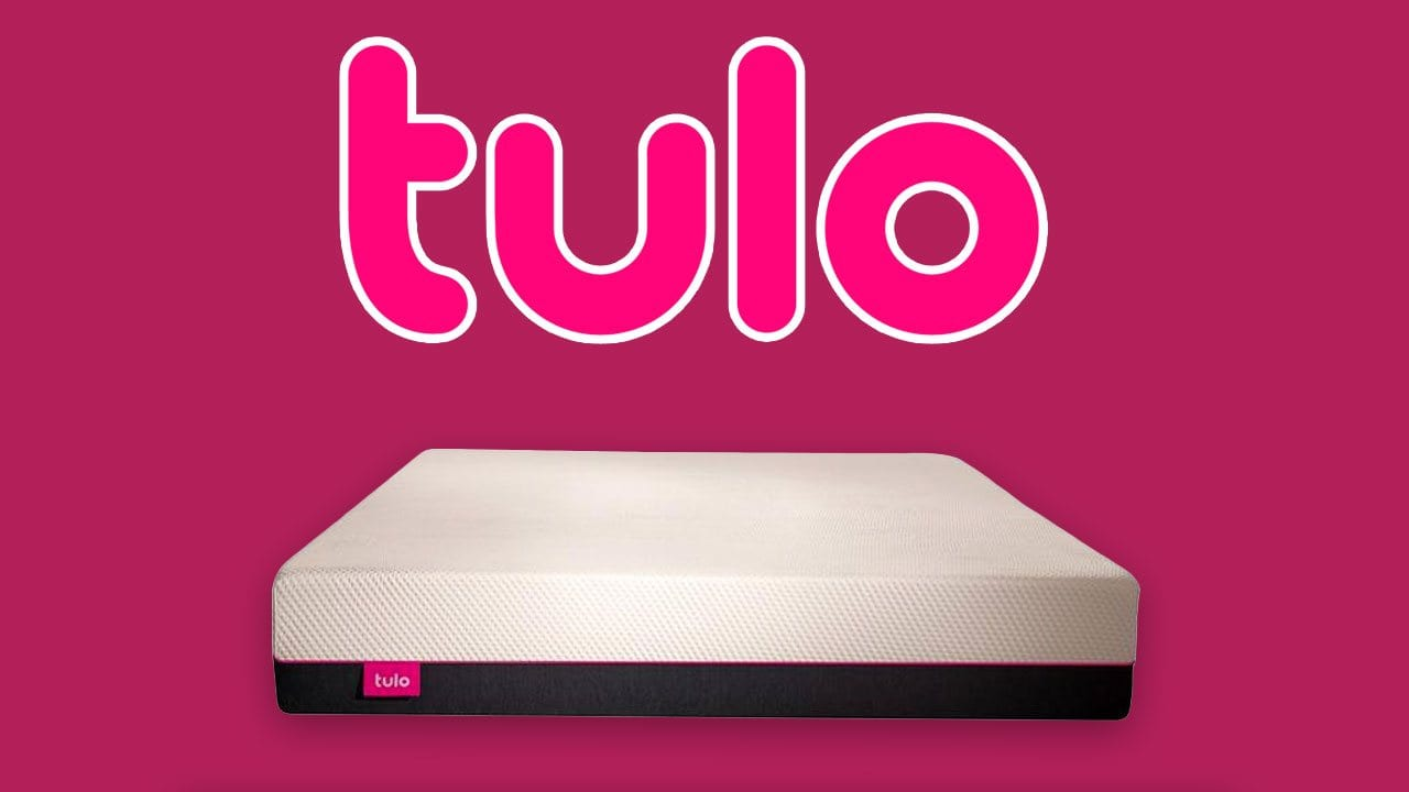Tulo Mattress Review Foam Bed In A Box 2019 Update