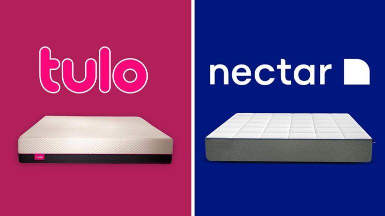 Tulo vs Nectar Mattress