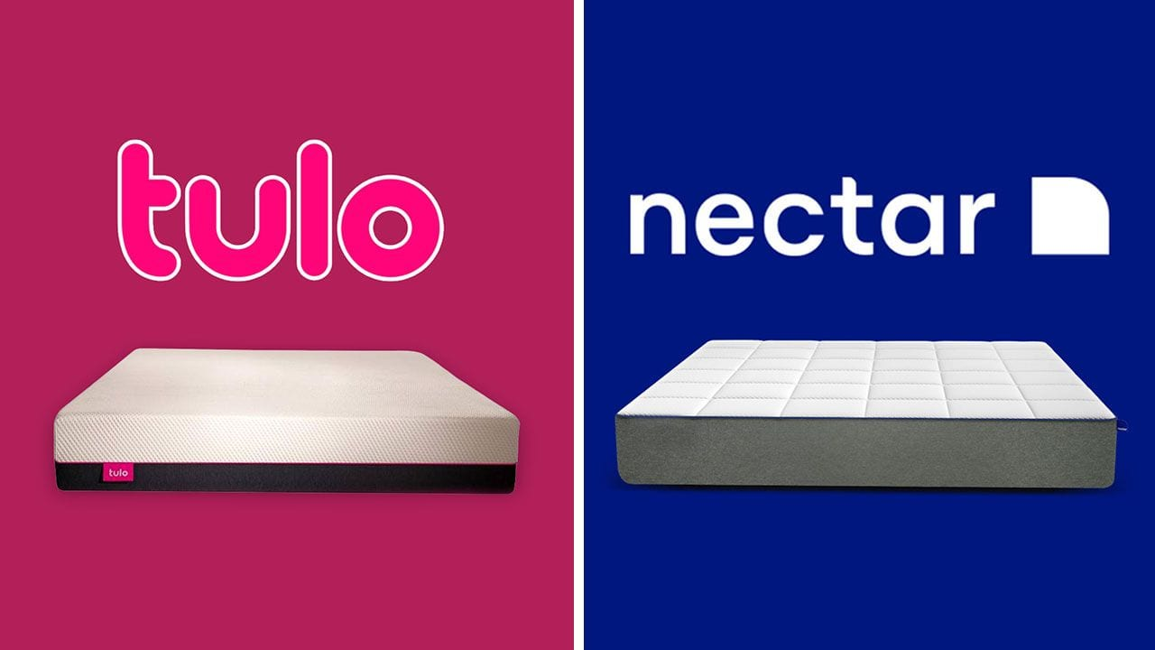 Tulo vs Nectar Mattress