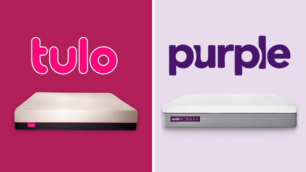 Tulo vs Purple Mattress