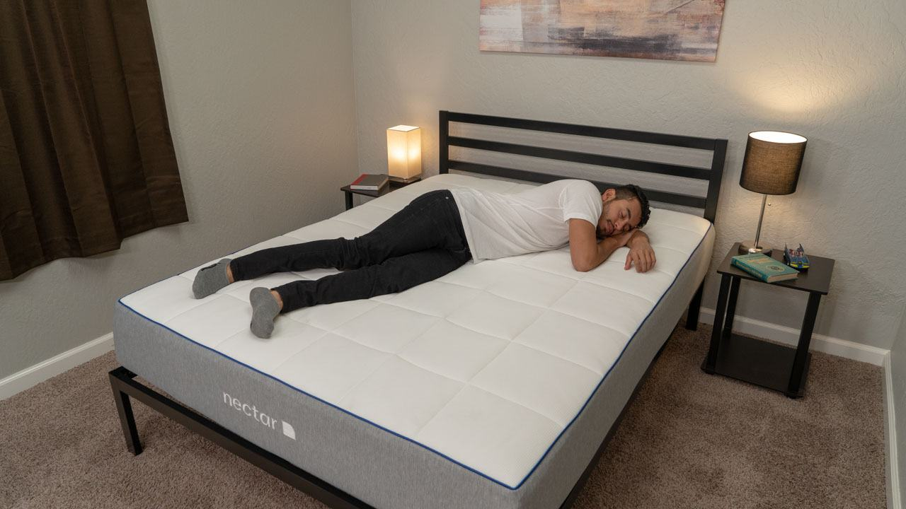 nectar mattress review uk version bed in a box coupon code deal side sleepers