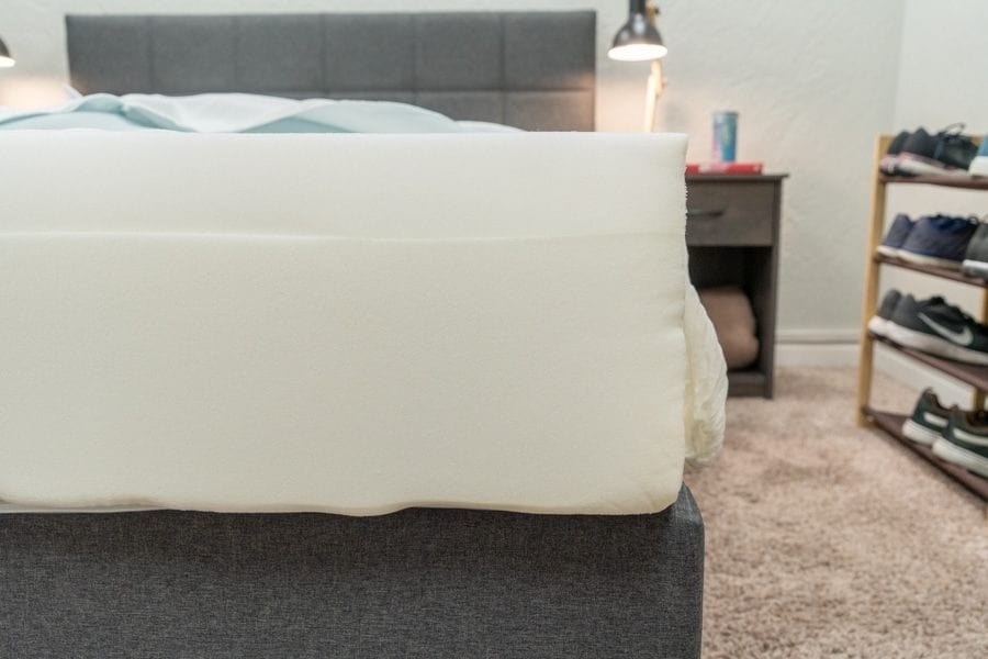 vaya mattress review layers