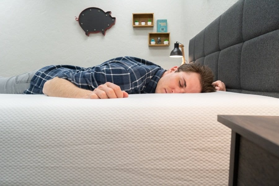 vaya mattress review stomach sleeper