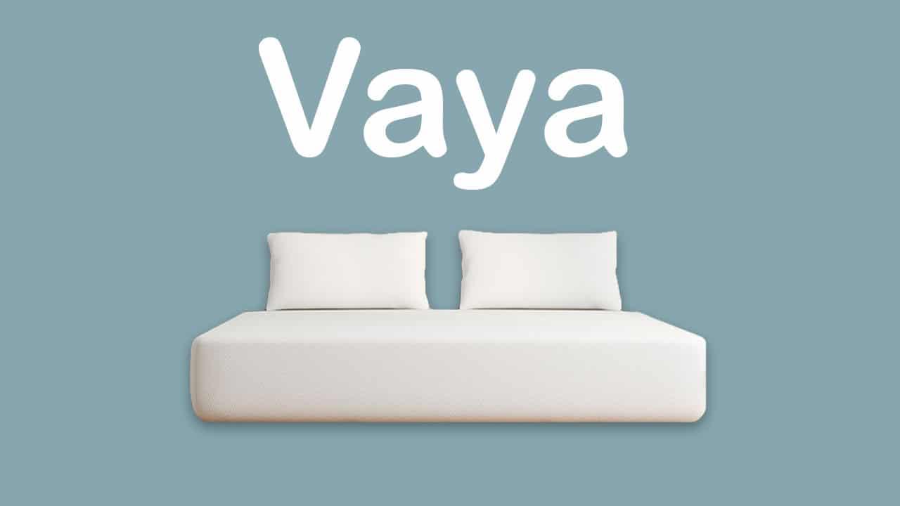 vaya mattress review