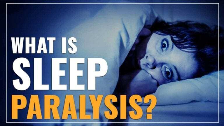 Sleep Paralysis Causes, Treatments, And Tips