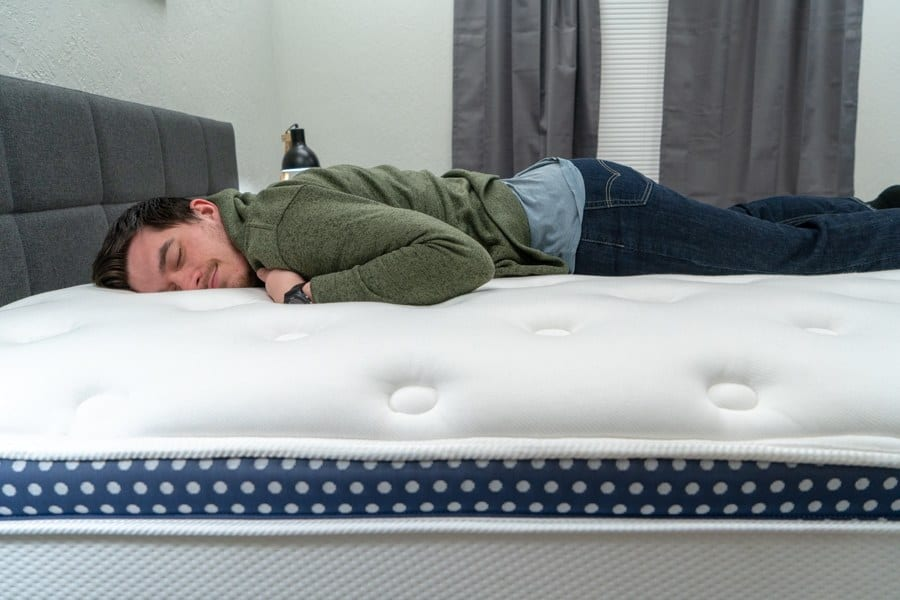 winkbeds review hybrid mattress