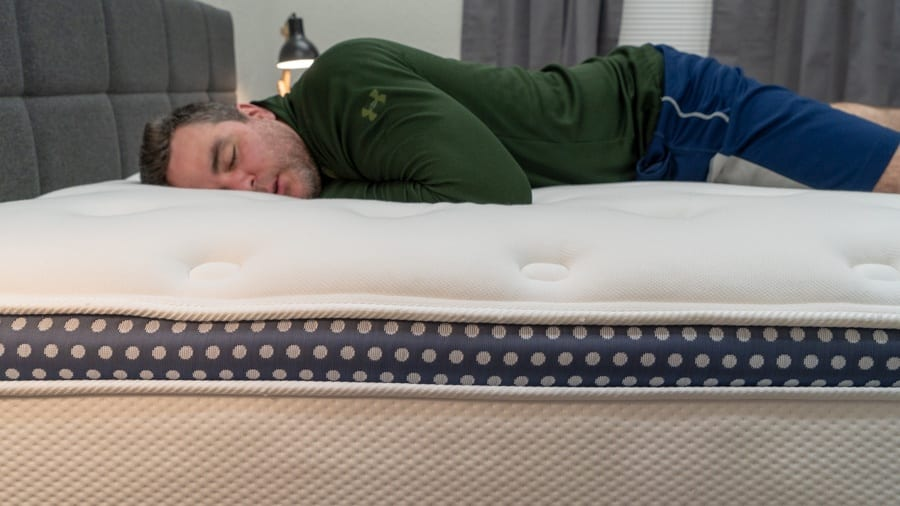 winkbed mattress reviews stomach sleepers