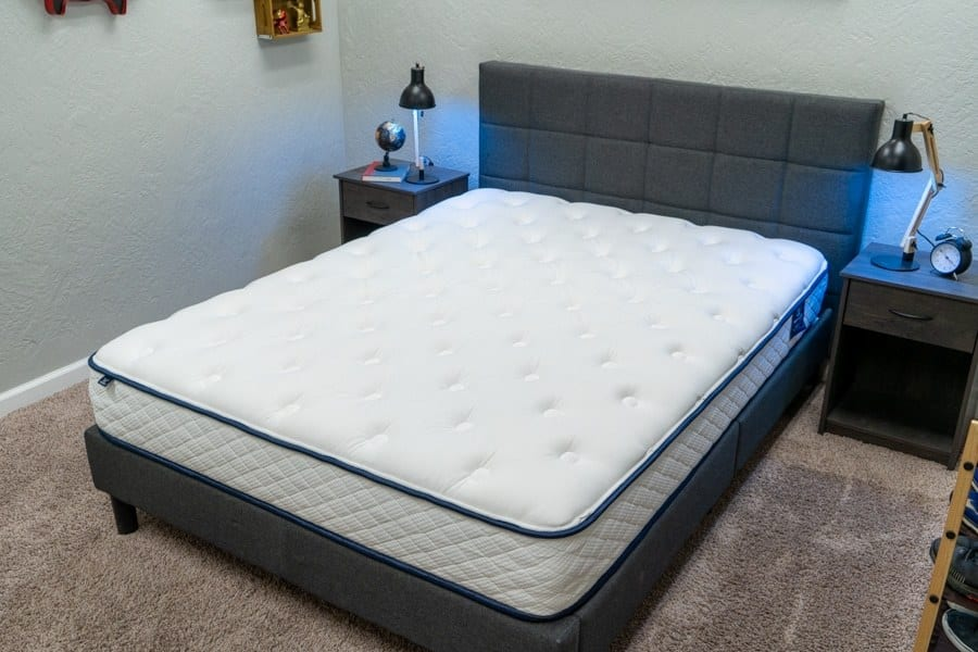 WinkBed MemoryLux Mattress Review Overview