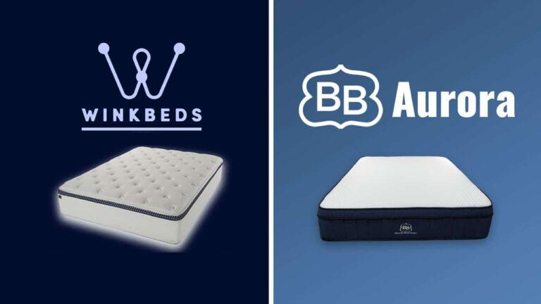 WinkBed vs Brooklyn Aurora Mattress
