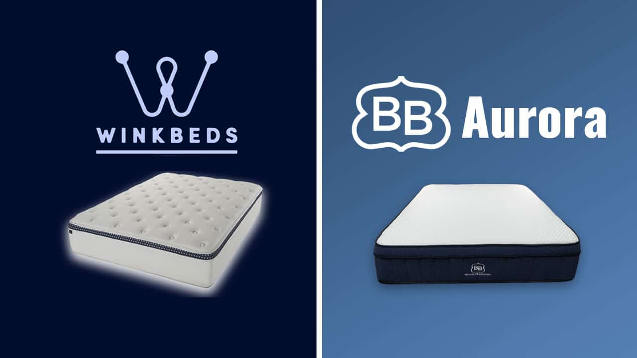 WinkBed vs Brooklyn Aurora Mattress