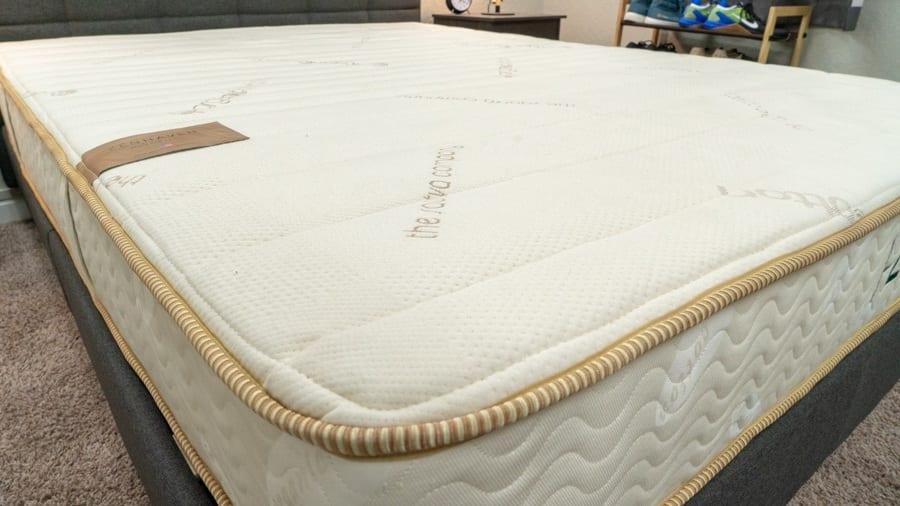 zenhaven mattress review organic cotton cover