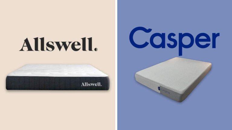 Allswell vs Casper Mattress