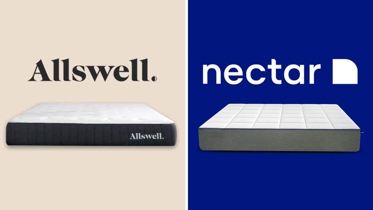 Allswell vs Nectar Mattress