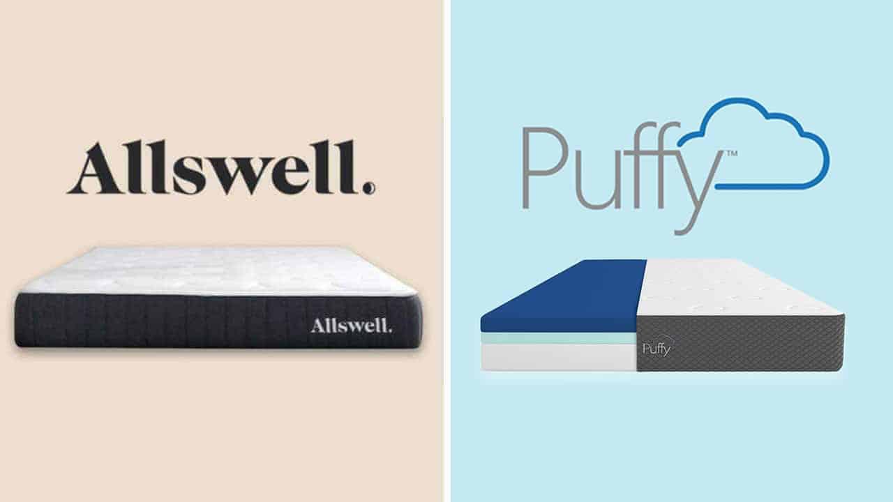 Allswell vs Puffy Mattress