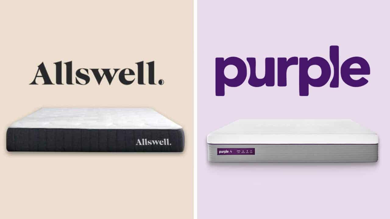 Allswell vs Purple Mattress