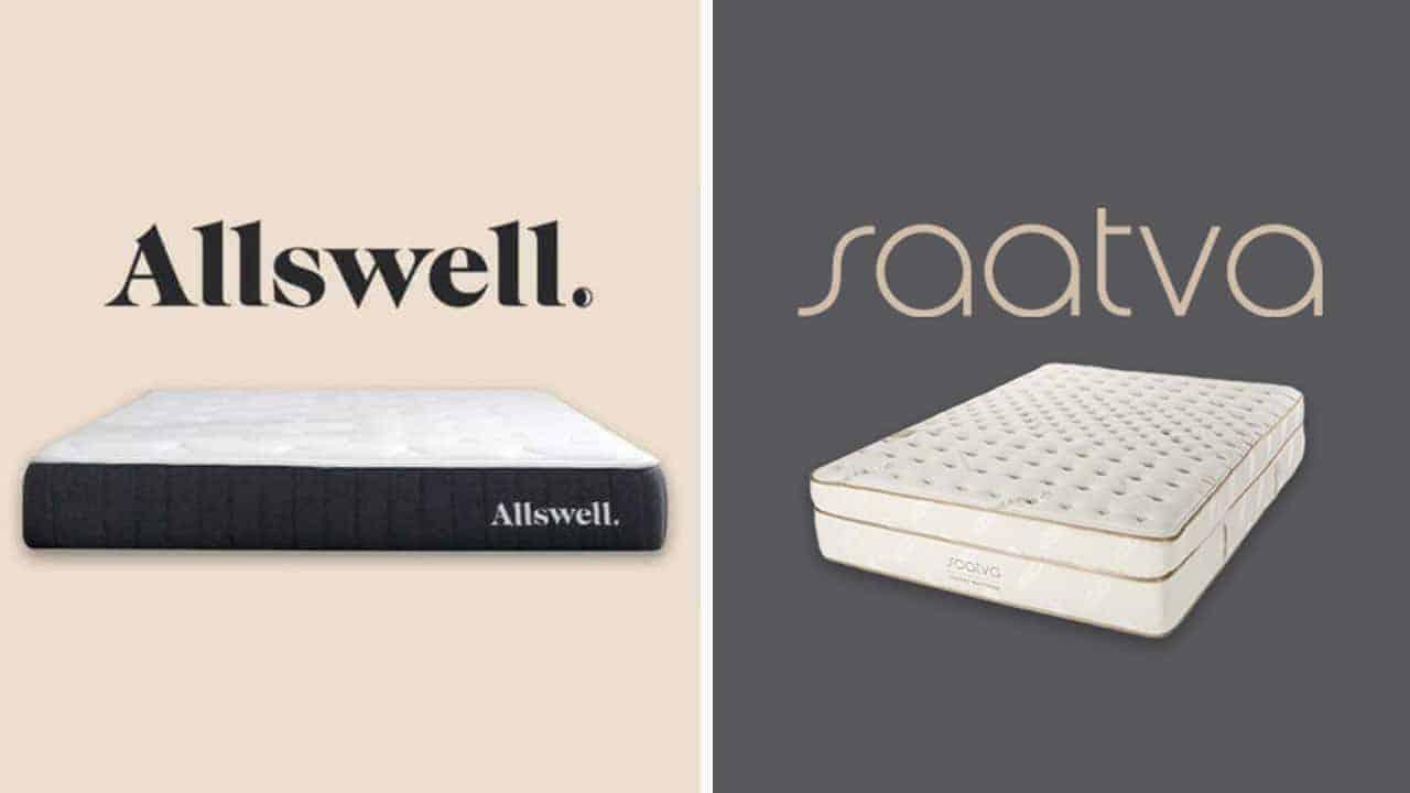 Allswell vs Saatva Mattress
