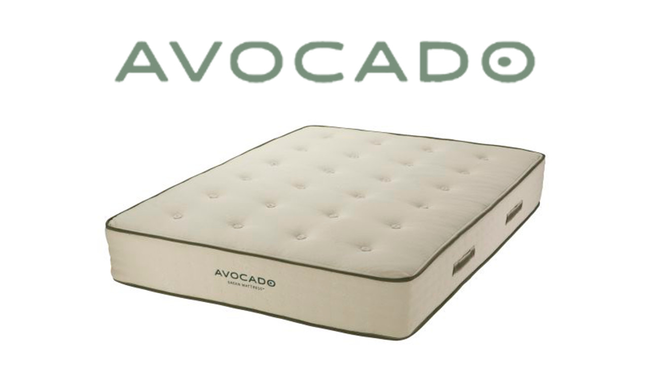 Avocado Green Mattress Pillow Top