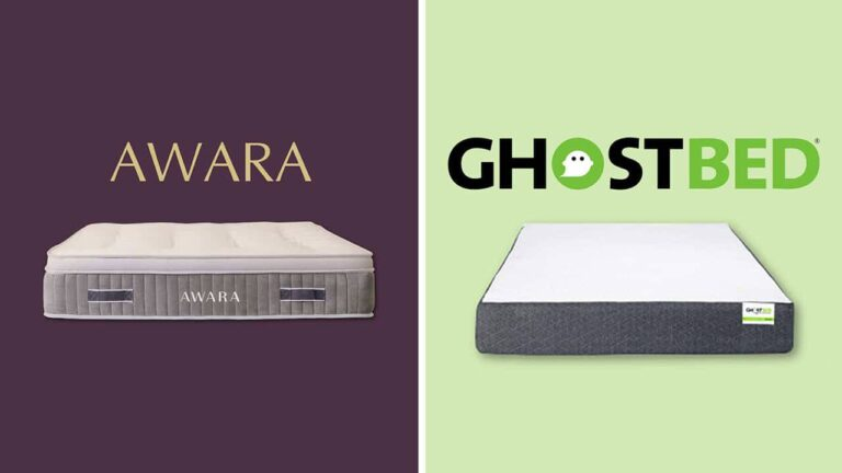 Awara vs GhostBed Mattress