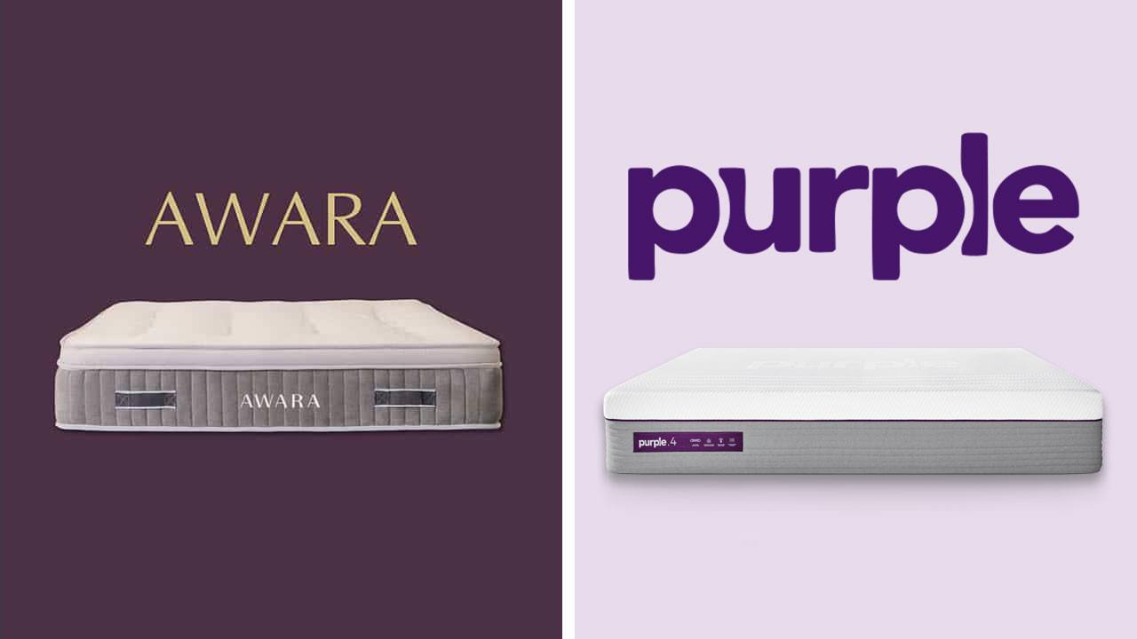 Awara vs Purple Mattress