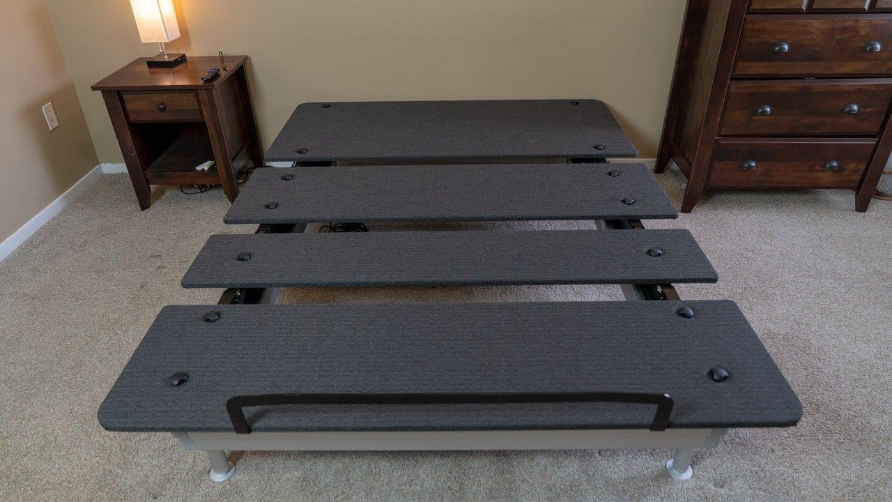 bear adjustable base review bed frame angles