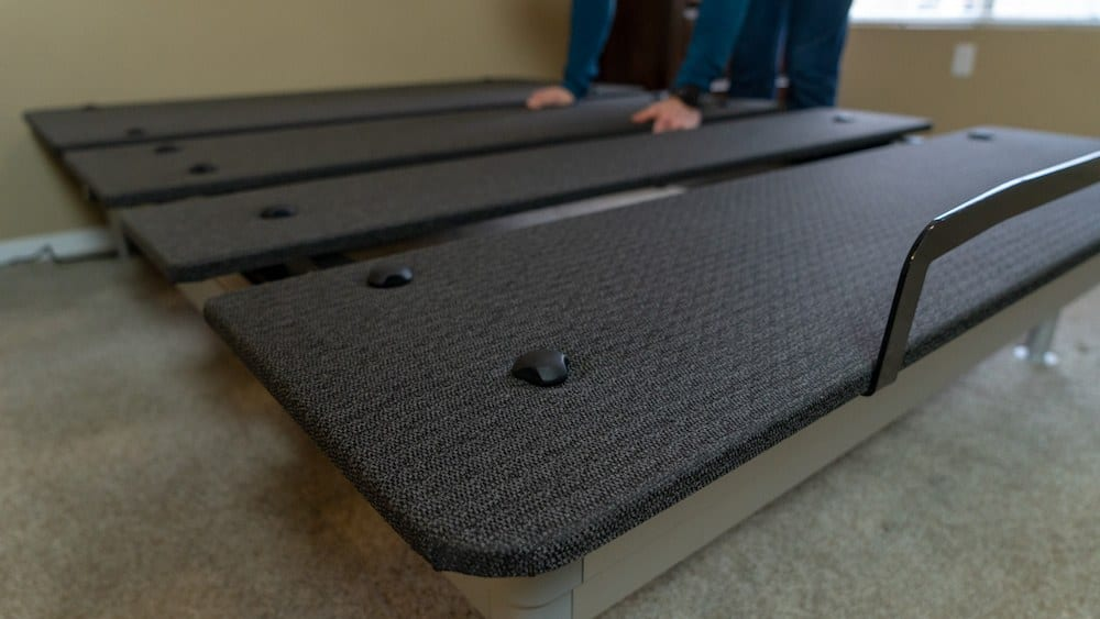 bear adjustable base review bed frame angles