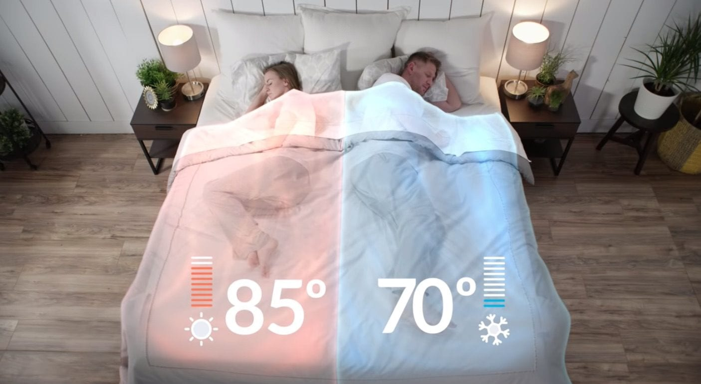 bedjet review bed jet review heating cooling system for mattress