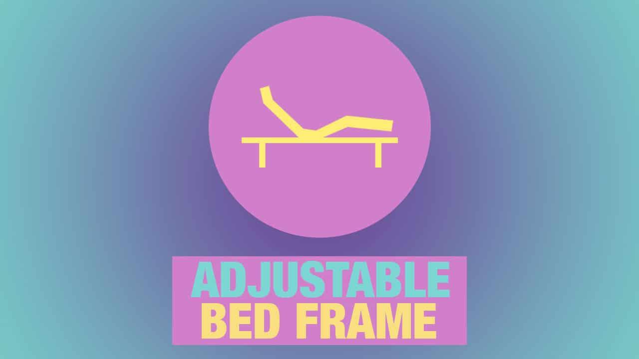 best adjustable bed frame base online
