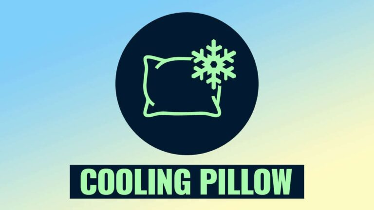 Best Cooling Pillow Reviews
