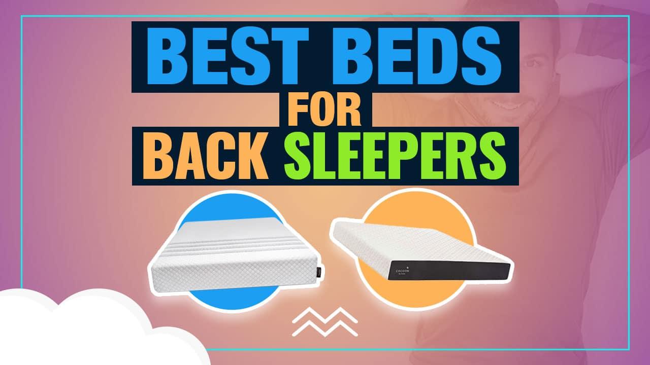 best mattress for back sleepers reviews online