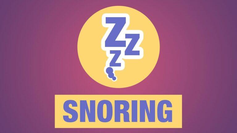 Best Mattress For Snoring & Sleep Apnea