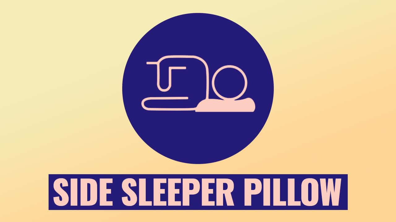 best pillow for side sleepers reviews