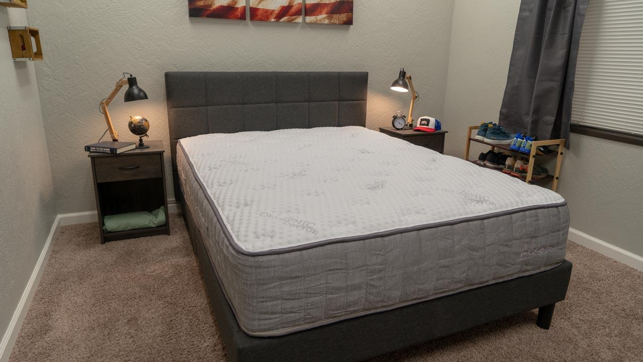 bloom hybrid mattress review