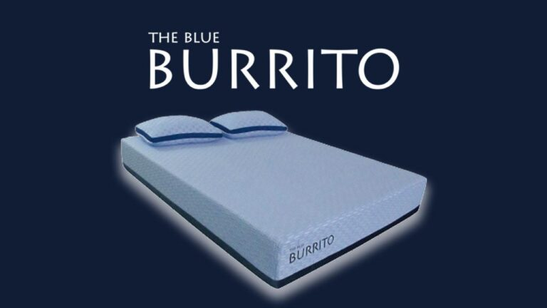 Blue Burrito Mattress Review