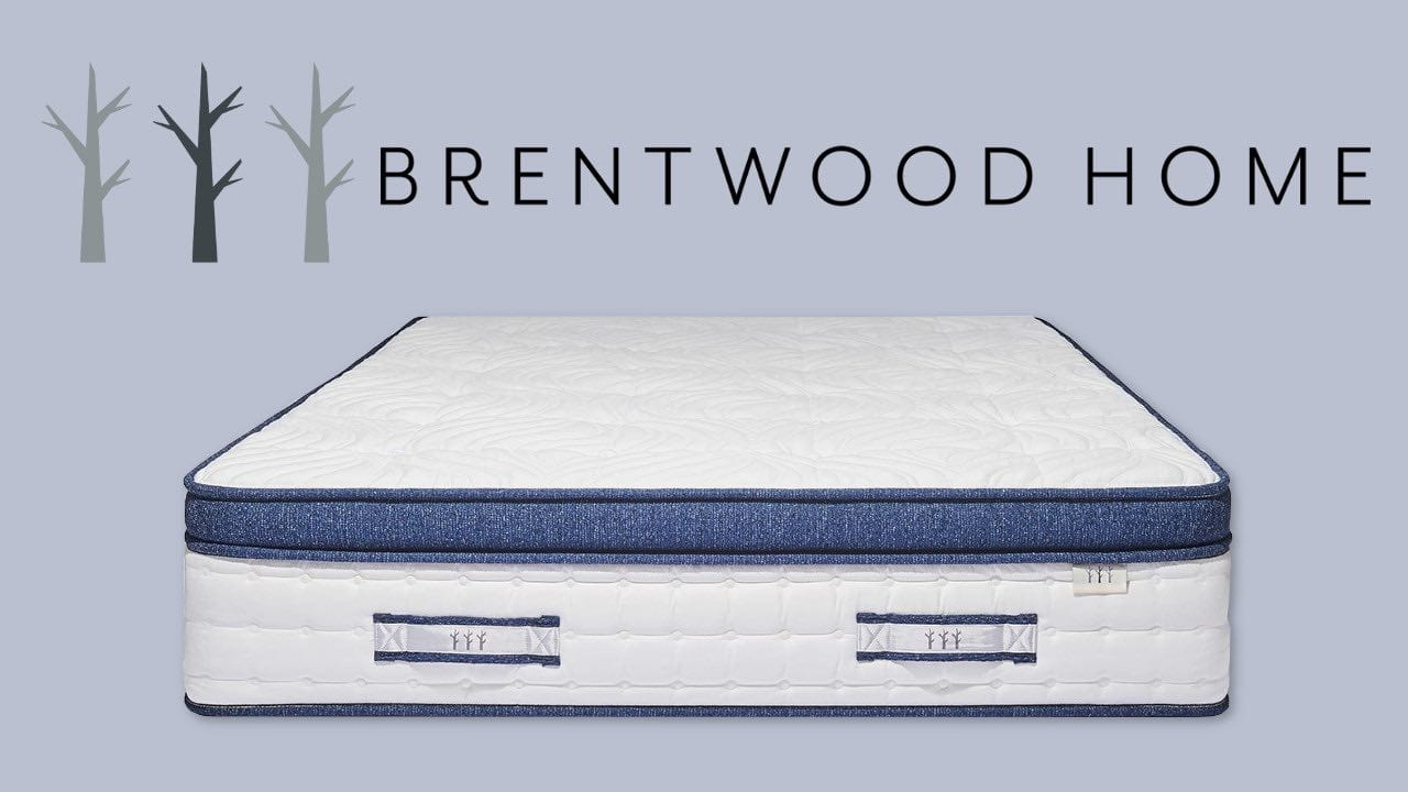 brentwood home oceano mattress review coupon code