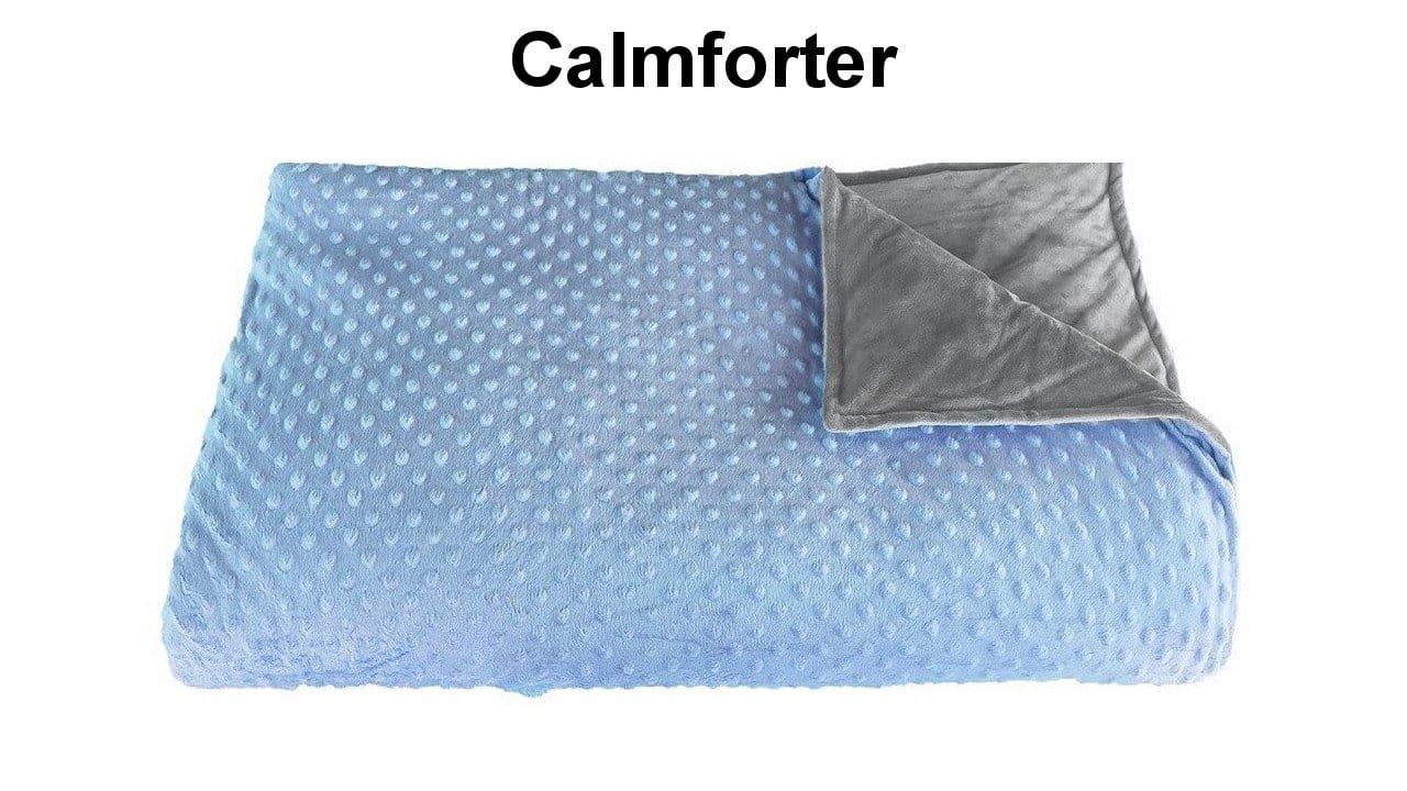 calmforter weighted blanket review