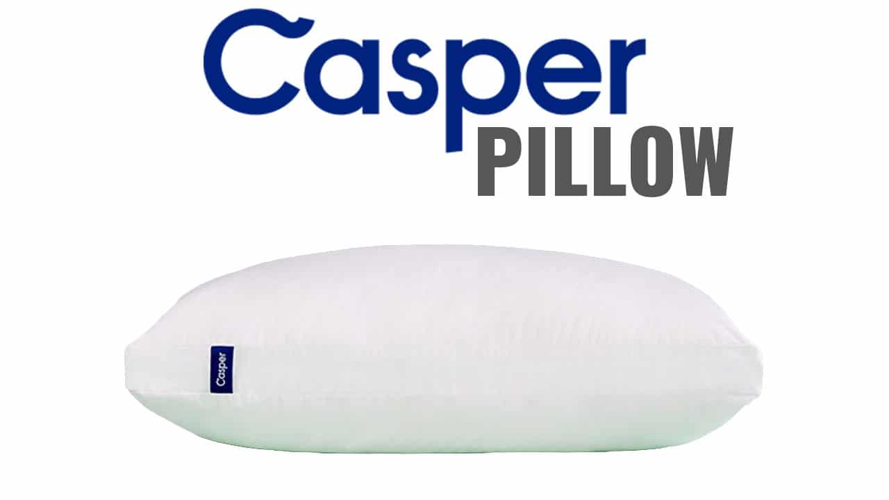 Casper Down Pillow